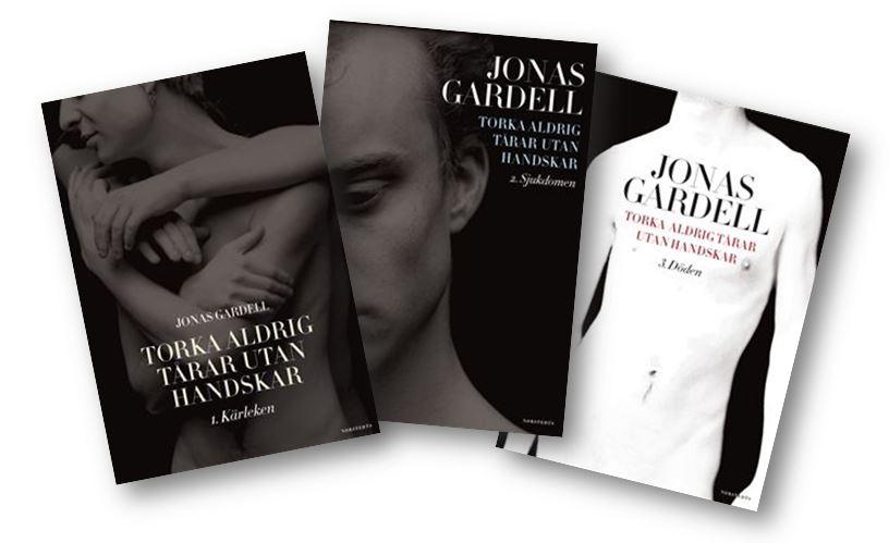 Bildresultat för torka aldrig tårar utan handskar böcker