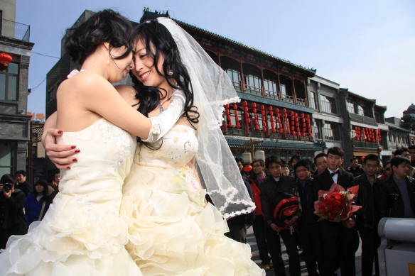 Fan Popo, New Beijing, new marriage
