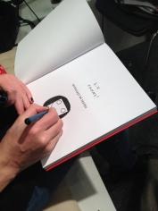 Nina signering