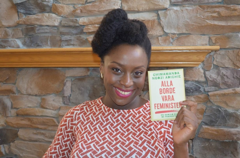 Alla borde vara feminister av Chimamanda NgoziAdichie